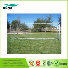 OTLOR new style portable competition soccer goals with Net, Velcro Straps, Anchor Large Soccer Goal Sports