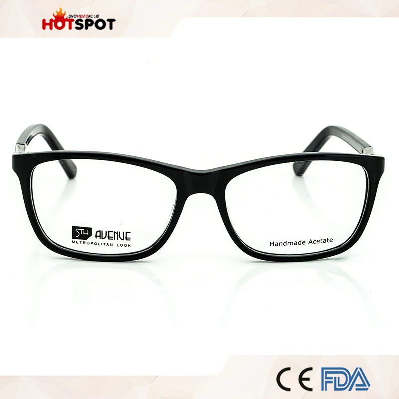 Wholesale Japanese Style Acetate Eye Glasses Frames Optical Glasses For Sale