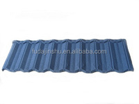 Best Sell Galvanized Stone Coated Metal Roof Tile