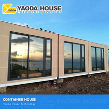Cheap Hotel Container Style House Building Well Design Prefabricated Living Container Hotel