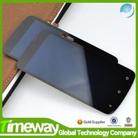 China wholesale for htc one s lcd touch screen assambly
