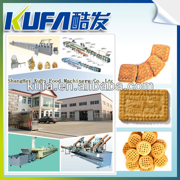 KF Industrial Biscuit/Cookies/Cake Production Machines