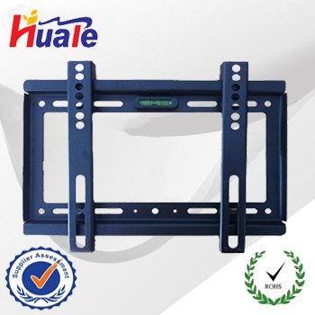 Ultra-Slim Low Profile TV Wall Mount for LED, LCD, and Plasma TVs - for 14-32 inch TV
