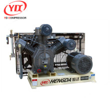 210CFM 580PSI Hengda high pressure 12 v air compressor
