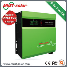 PV1100 1400va 800w Off Grid Hybrid Solar Power Inverter 12v 220v with 30A/50A PWM Controller