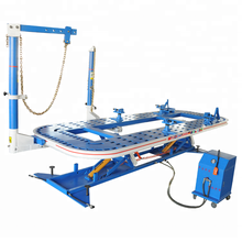 Used body shop equipment/auto frame machine