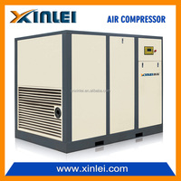 120HP rotary screw air compressor screw XLD120A-S3 air cooling