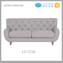 European style new model sofa sets pictures LF-3236 living room furniture