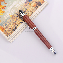 hot sale popular cheap long pattern original ecology custom wood ball pen for sale