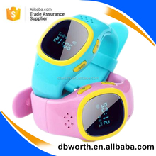 Factory directly sale android hand watch mobile phone smart wrist watch phone with GPS function For Children