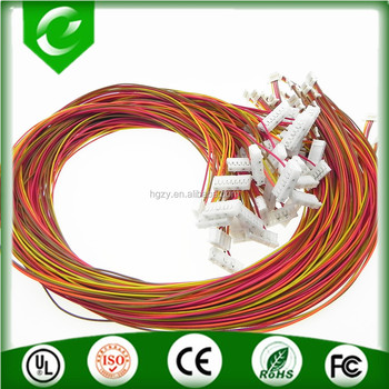 Molex 51164 coloful wire flat cable for mother board