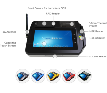 M680S Touch Android POS Terminal System for Sports Betting and Lotteries