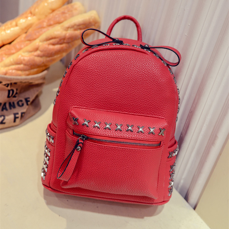 hot sale attractive backpack hardware for ladies