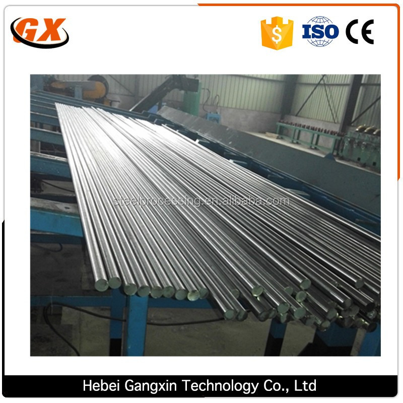 Ck45 Hardening and Tempering Hard Chrome Plated Steel Bar