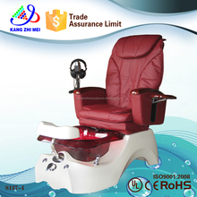 Nail supplier nail equipment high quality versas foot spa massage pedicure chair