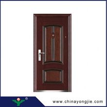 Good quality modern steel security door