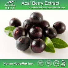 Food Supplement Brazilian Acai P.E/Acai Fruit Powder/Acai Berry Juice Powder