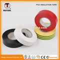 Jumbo roll available pvc electrical insualting tape
