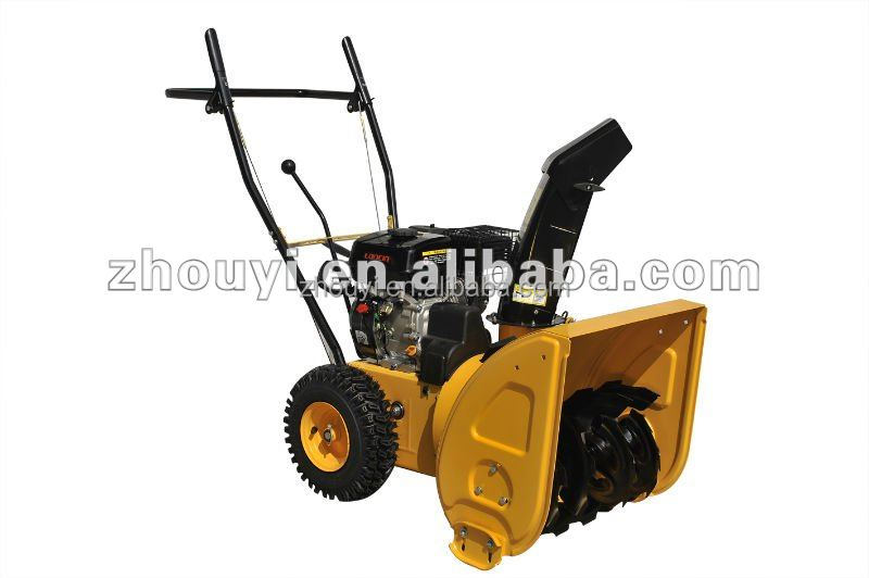 6.5HP snow thrower