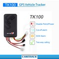 Anti-theft alarm small GT06 GPS vehicle locator tracker Real-time tracking with Remote monitor voice function