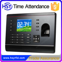 Cheap Color display fingerprint attendance machine price