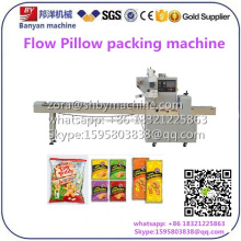 Automatic Flow pillow popsicles ice cream Packaging machine 210