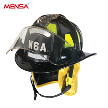 Fire Fighting Equipment Latest Style Safety Fire Helmet in Fire Fighting