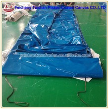 China Supplier pvc coated fabric tarpaulin stock lot made in