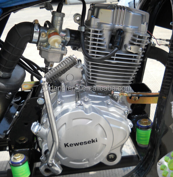 Air cooled CG150 CG200 CG250 CG175 Keweseki Motorcycle tricycle engine