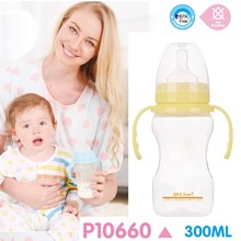 china wholesale of free baby bottle samples 2014