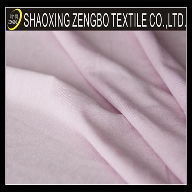 95% cotton 5% elastane fabric knitted fabric 220gsm