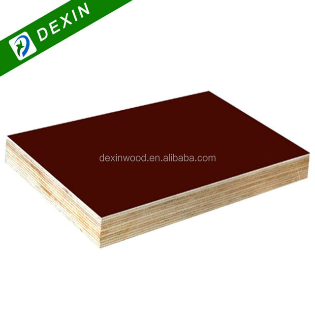 Film Faced Concrete Formwork Camouflage Plywood