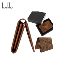 Boshiho Eco friendly material slim and light men cork wallets
