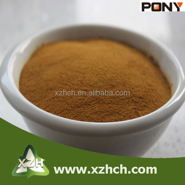 sodium lignosulfonate textile bonding agents textile sizing agent