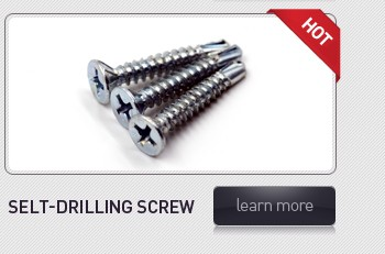 produce self drilling hex tek screw for roofing with PVC/EDPM washer