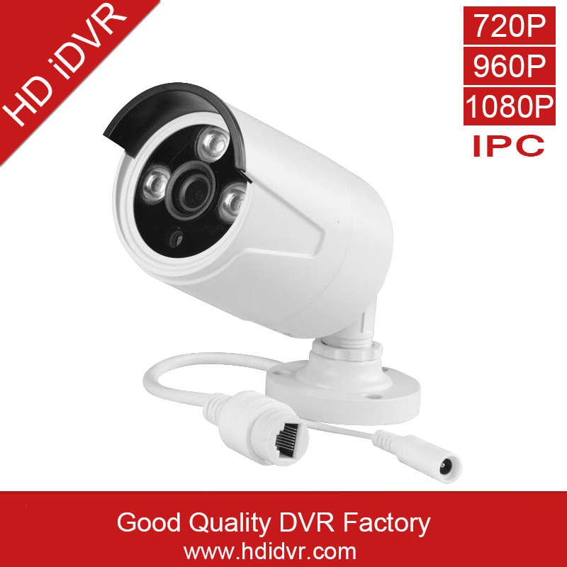Brand new hd ip 1080P realtime Kamery CCTV with high quality and real color night vision