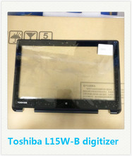 H000087920 For Toshiba Satellite Radius 11 L10W-B L15W-B Touch Screen with Bezel