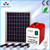 portable dc home solar power system solar lighting kit solar panel kit in China solar energy system