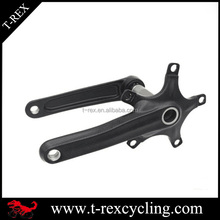 Factory direct supply carbon fiber bicycle crank 170mm bike freewheel crank