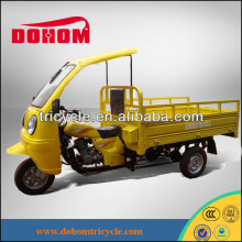 DOHOM Semi-cabin gasoline chinese auto rickshaw price in india