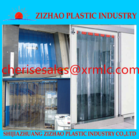 alibaba flexible polar freezer pvc plastic strip door curtain