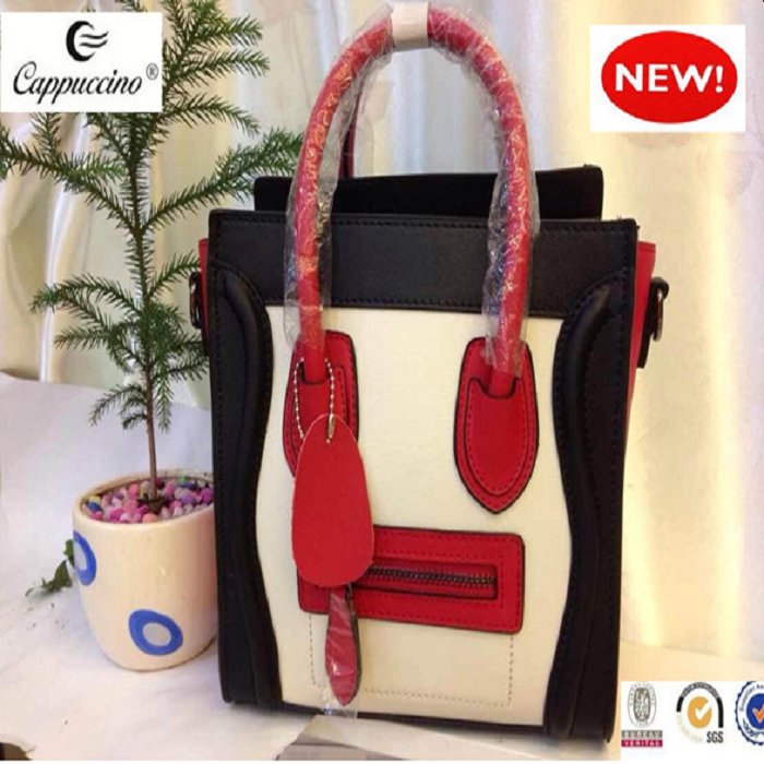 fashionable designer dubai genius handwork leather women bags vanity
