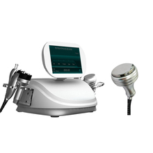 Low cost ultrasonic cavitation rf cellulite removal belly fat reducing machine have high quality