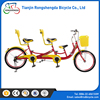2017 good quality tandem bike touring / china suppiler tandem push bikes / racing tandem bike for sale