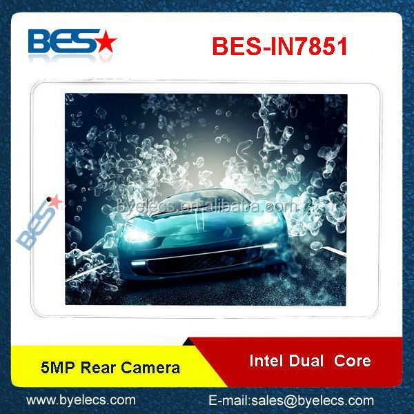 ultra slim Android 4.2.2 wide Visible Angle 7.85 inch isp screen tablet pc