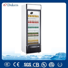 Display refrigerator for food and drinks 382 liter _LG-382BF