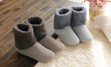 GCE229 raya jersey con faux fur suede desert boot para 2015 fashion ladies invierno botas