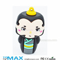 Best selling new cartoon man character usb flash pendrive wholesale bulk cheap