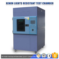 CE approved xenon climate testing machine for paint test