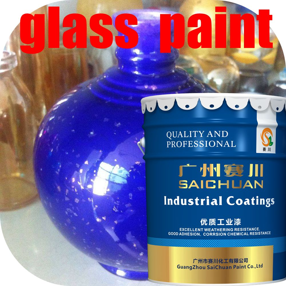 transparent spray protection thermal insulation glass paint